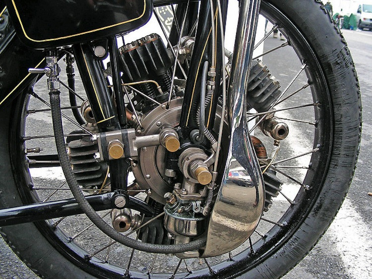 4E2W, 4Ever2Wheels, Best of the Web on 2 Wheels, German Motorcycles, Megola Motorcycles, Killinger and Freund, Rotary Engine, Motorcycle Photo Blog, Motorcycle Podcast