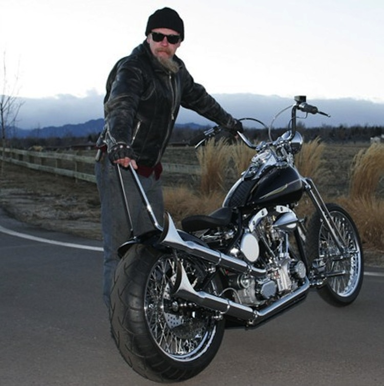 "4Ever2Wheels, 4E2W, Sinners, ""Irish"" Rich, Shamrock Fabrication, Best of the Web on Two Wheels, Custom Motorcycle Podcast, Custom Motorcycle Photo Blog"