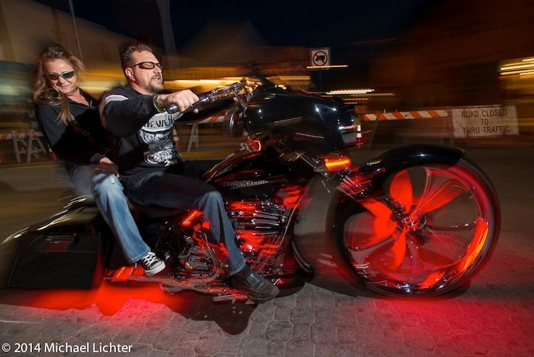 4Ever2Wheels, 4E2W, Michael Lichter, Harley-Davidson, Custom Harley, Best of the Web on Two Wheels