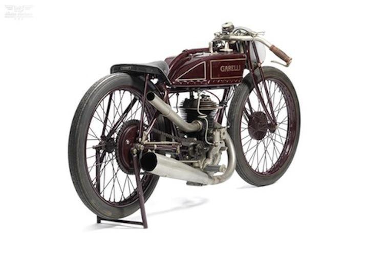 Garelli Motorcycle, Vintage motorcycle