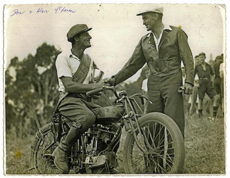 AJS Racer, AJS Motorcycle, Vintage British Motorcycle