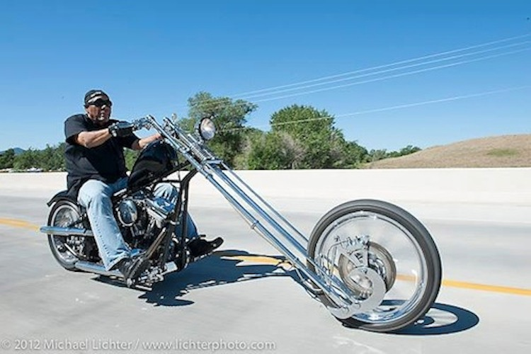 Sugarbear, Michael Lichter Photo, Long Chopper
