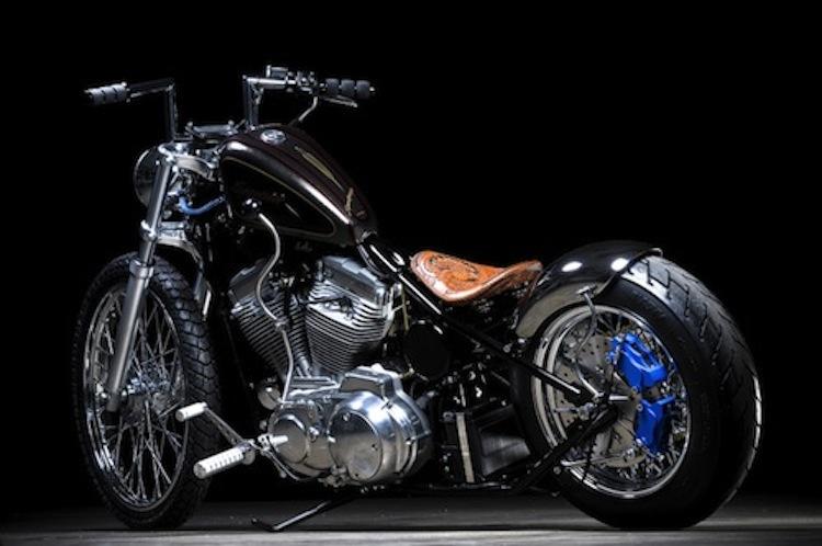 Sportster, Harley, Custom