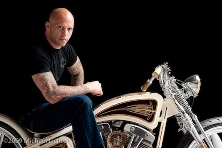 Love Hate Choppers, Ami James