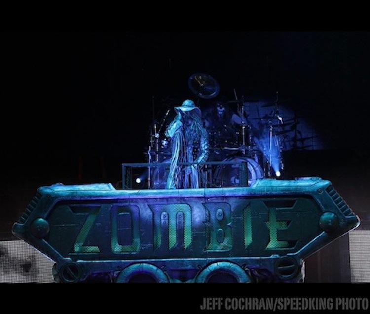 Rob Zombie, Sturgis