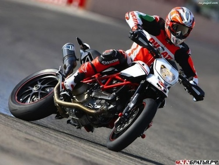 Supermoto, racer, motorcycle racer