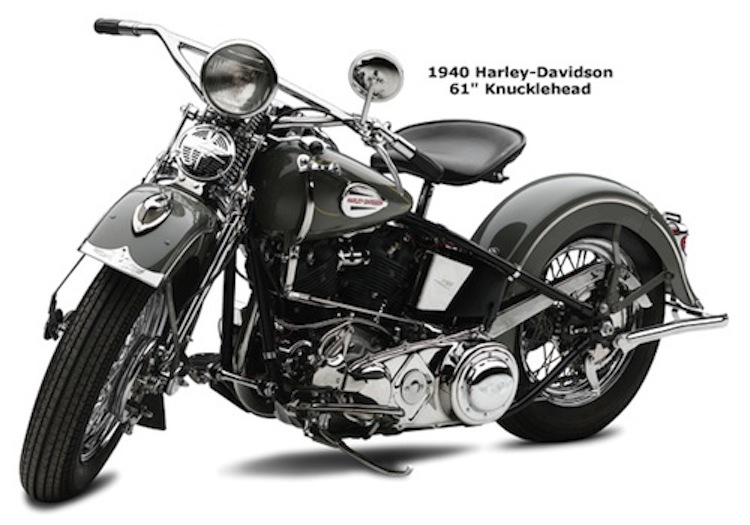 4Ever2Wheels, Vintage Harley, Harley-Davidson, 4E2W
