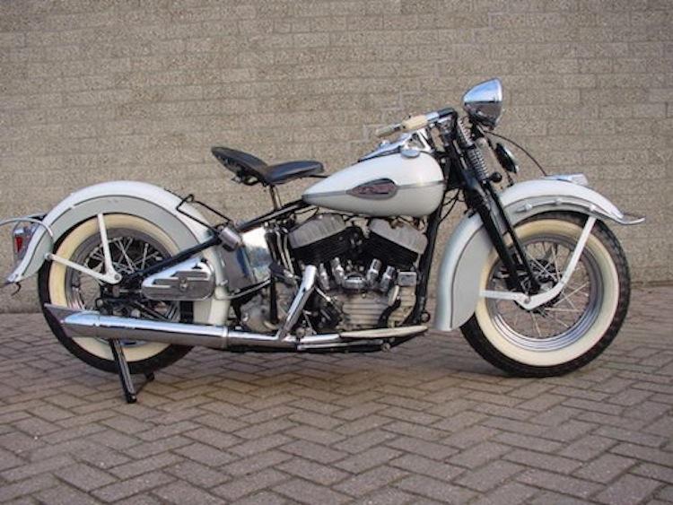1945 Harley Flathead
