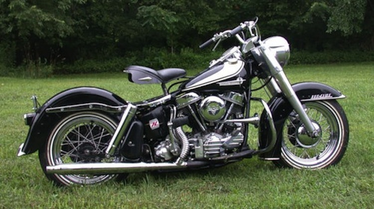 1962 Harley, 1962 Pan, 1962 dresser. 1962 bagger