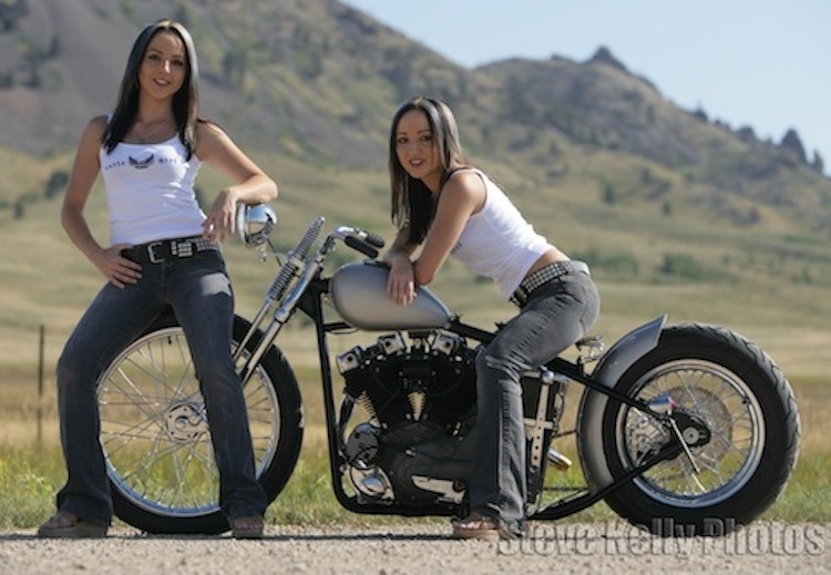 Twins, Bobber, Twin models, motorcycle