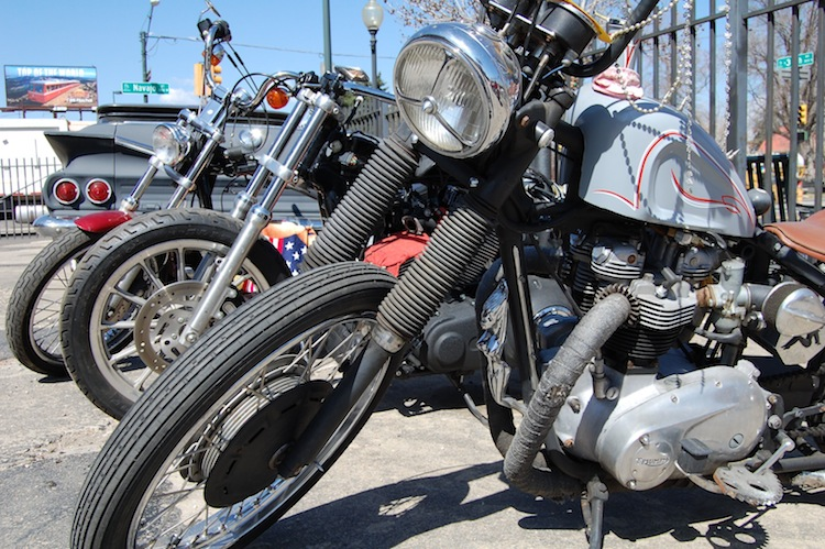 Triumph, Custom Motorcycles, Custom Choppers