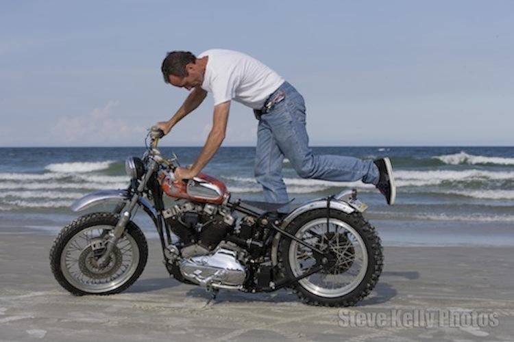 Biketoberfest, Ironhead, Chopper, Kickstart