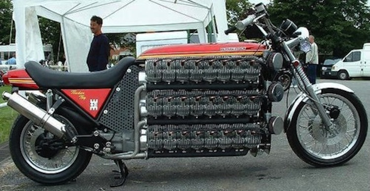 Weird motorcycle,electric motorcycle