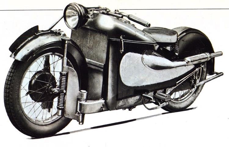 AJW Motorcycles, Super 4