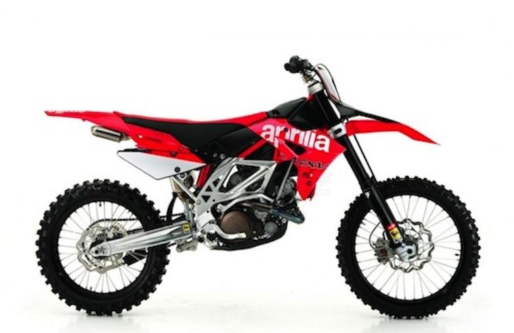 Aprilia Custom Motocross