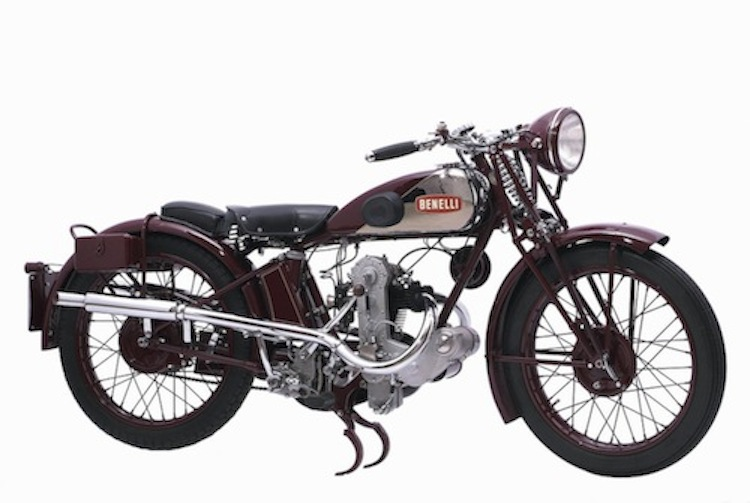 Bennelli Motorcycle