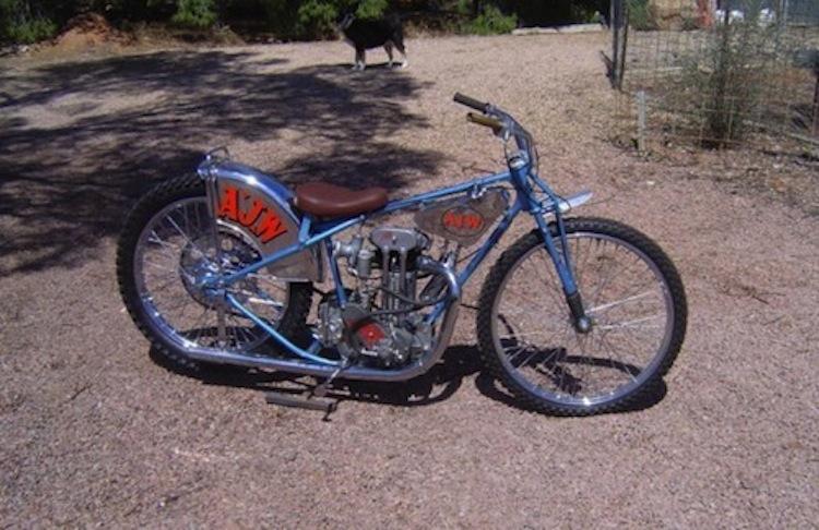 AJW Speedway, AJW Racer, AJW Motorcycle