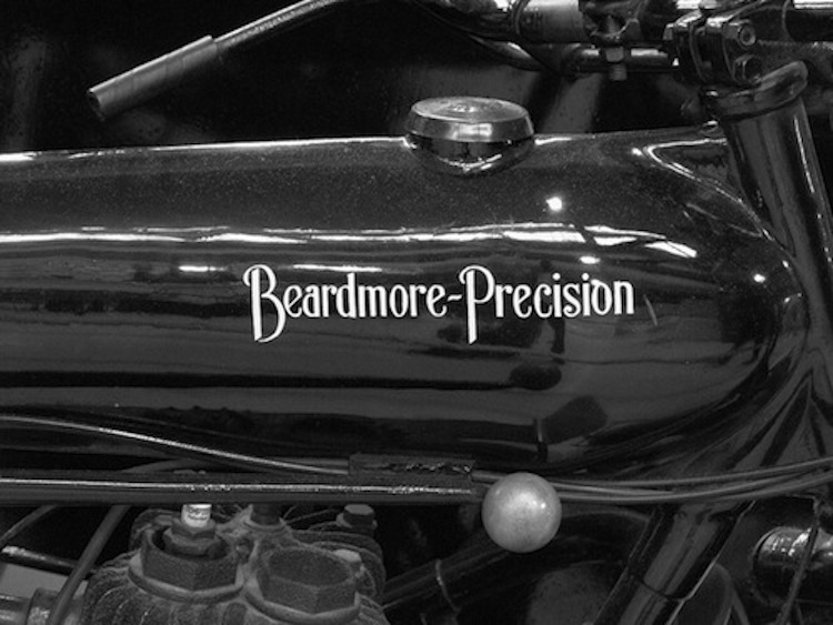 Classic Beardmore Tank