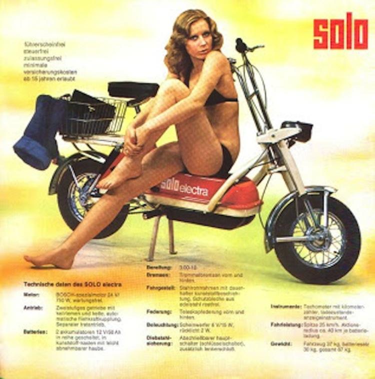 bikin model scooter, scooter model