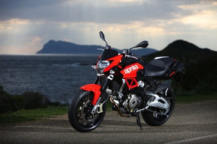 Aprilia Shiver, Aprilia Motorcycle