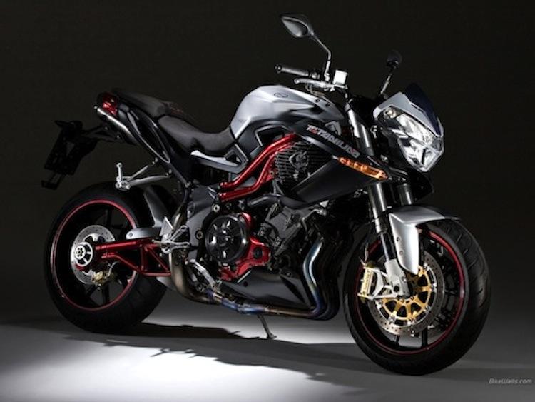 Bennelli Motorcycle TNT 1130 Titanium