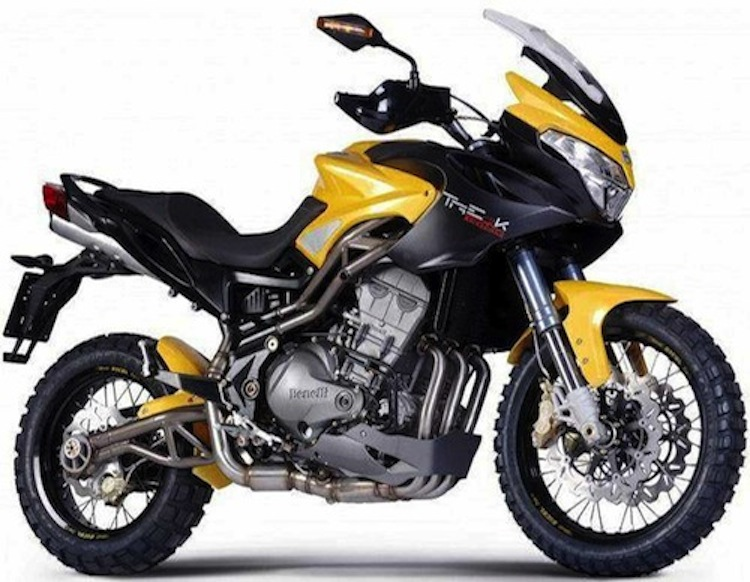 Bennelli Motorcycle Tre K 1130