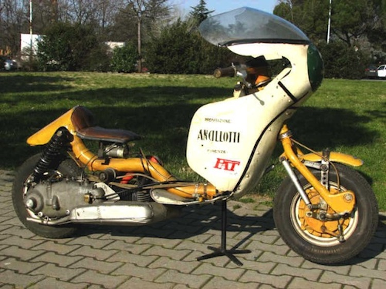 Abcillotti Scooter