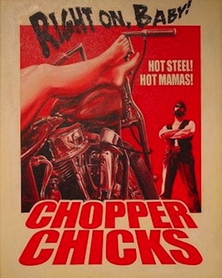 Chopper Chicks Movie