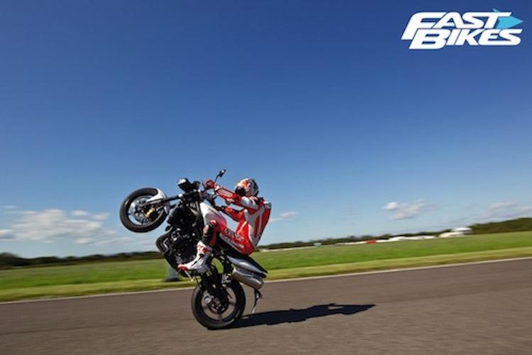 motorcycle wheelies