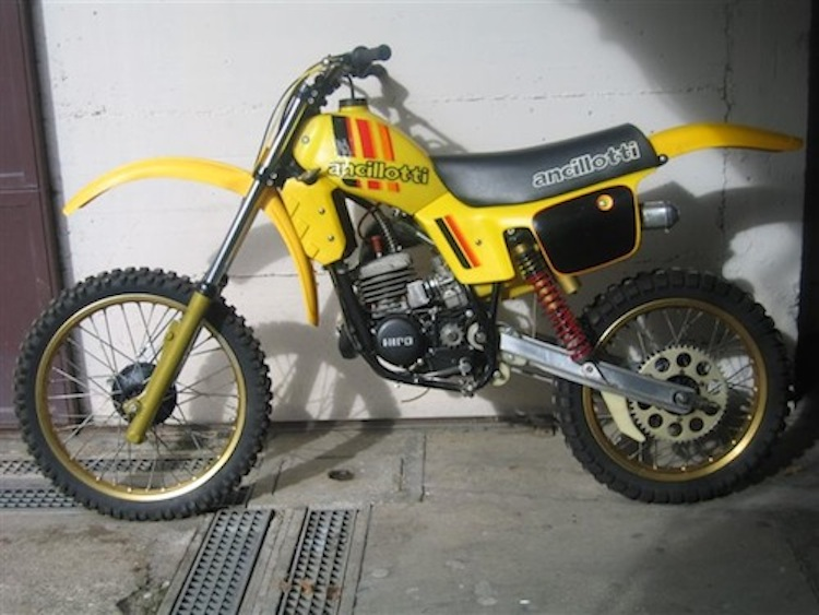 1980 Ancillotti 125cc
