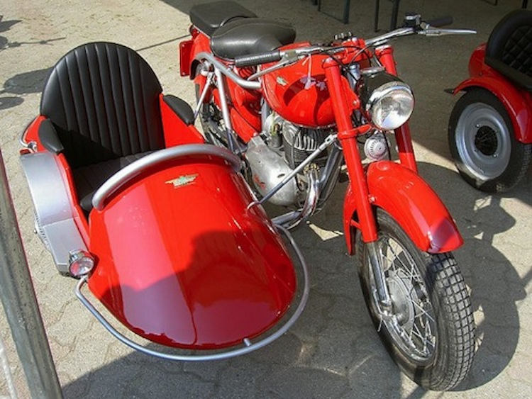 Ancillotti Sidecar