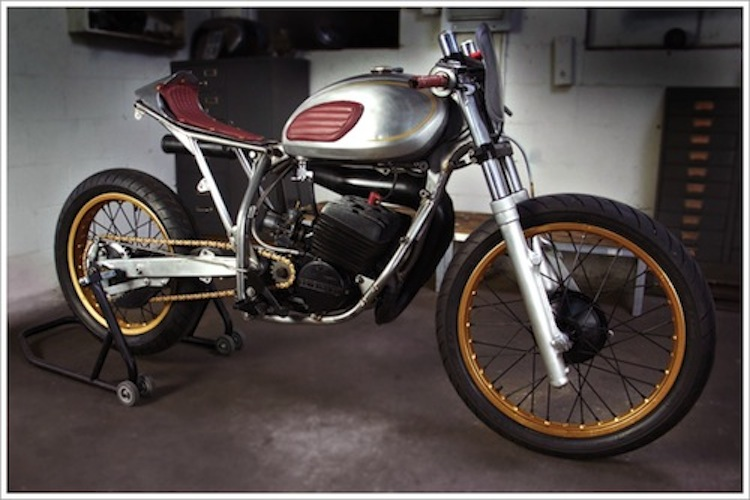 Armstrong Can-Am 250, Custom Motorcycle