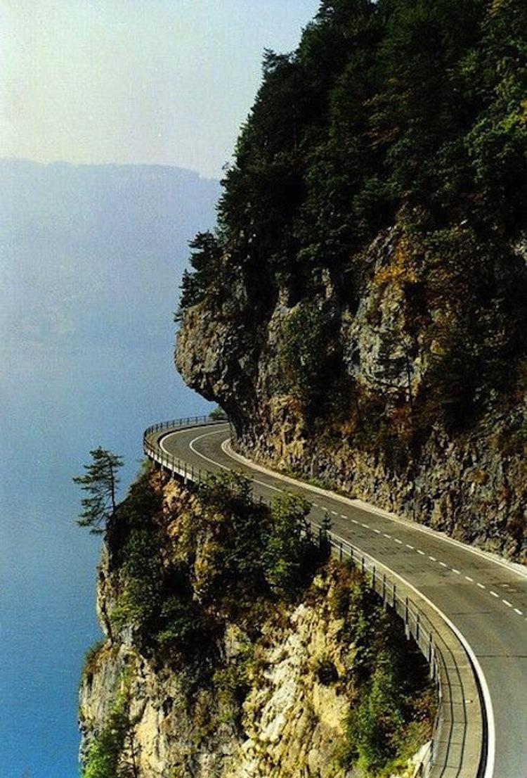 Cliff Road, motorcycle road, best motorcycle road