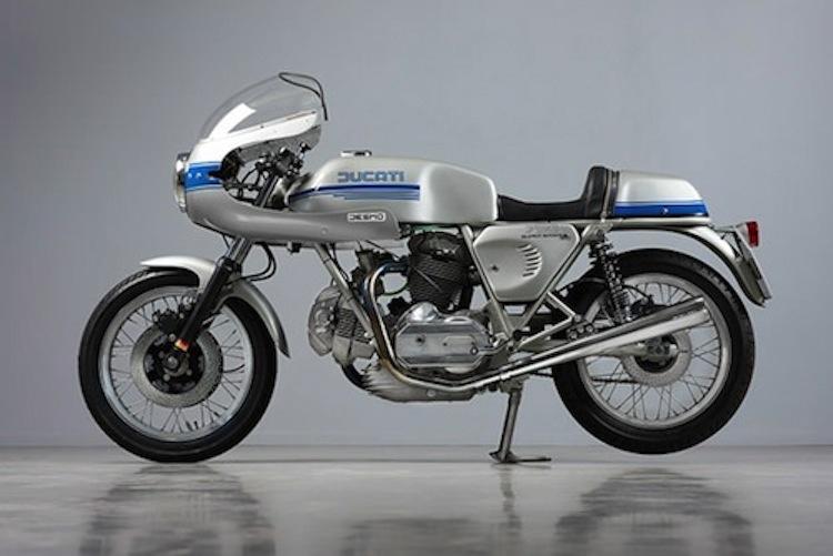 Vintage Ducati, Ducati Racer