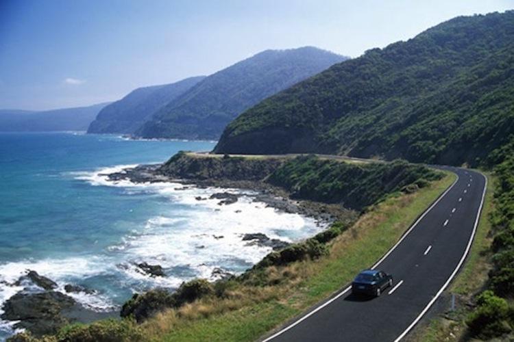 great ocean road, motorcycle road, best motorcycle road