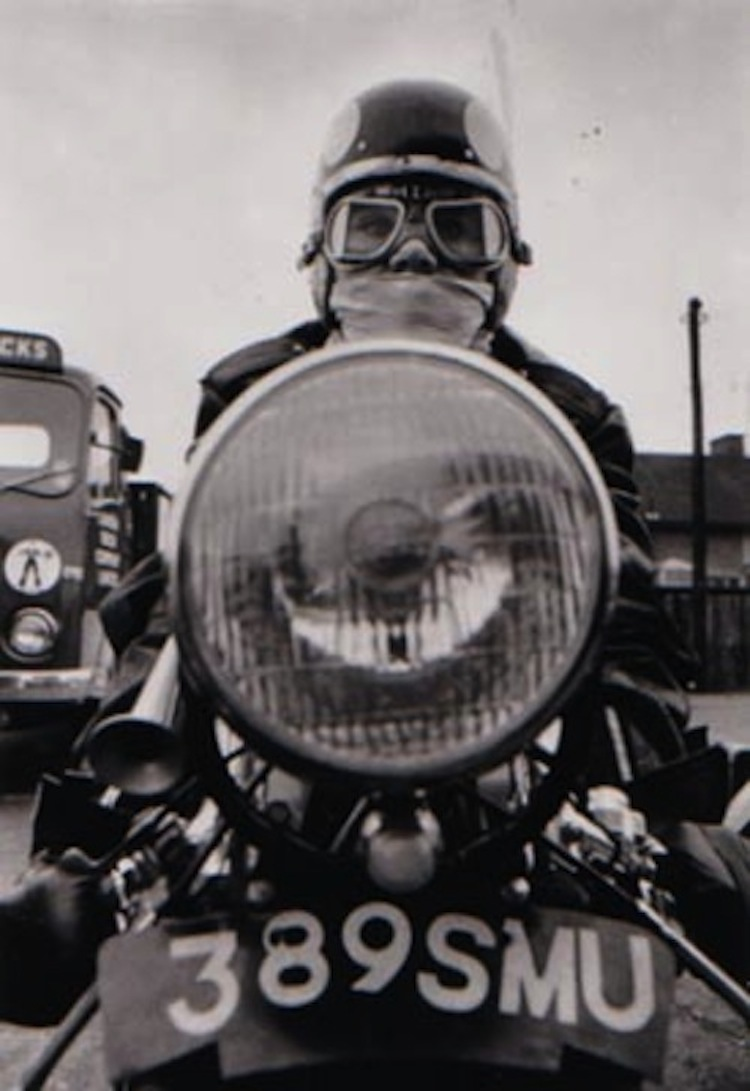 motorcycle headlight, headlight