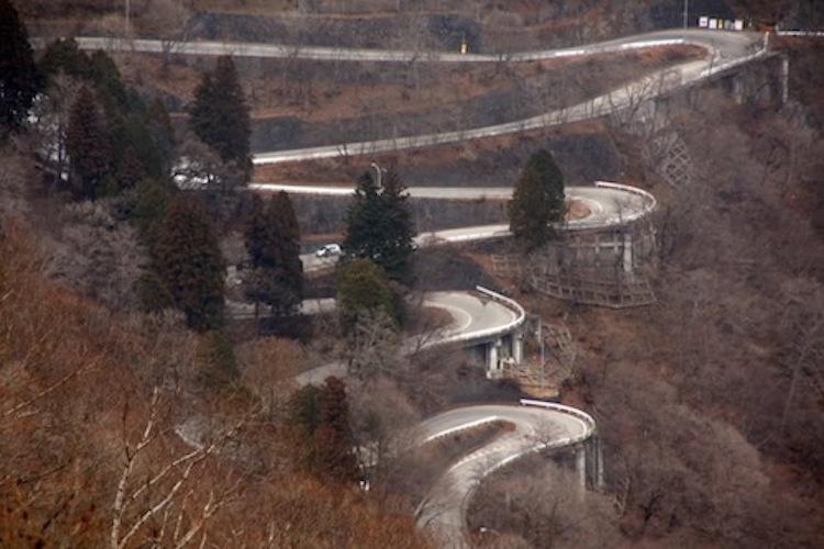 irohazaka, motorcycle road, best motorcycle road