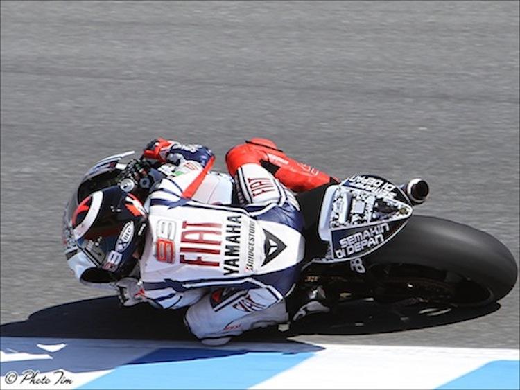 Jorge Lorenzo, knee dragger, racer, motorcycle racer