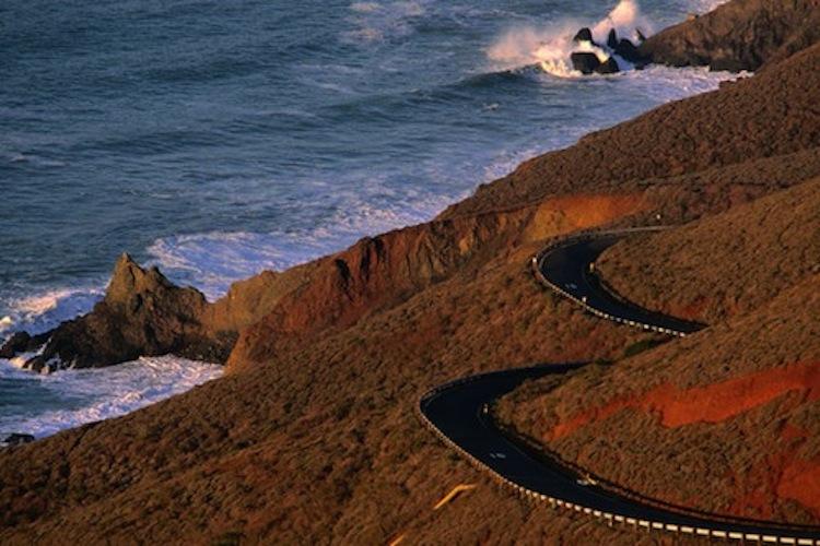 Ocean Road, motorcycle road, best motorcycle road