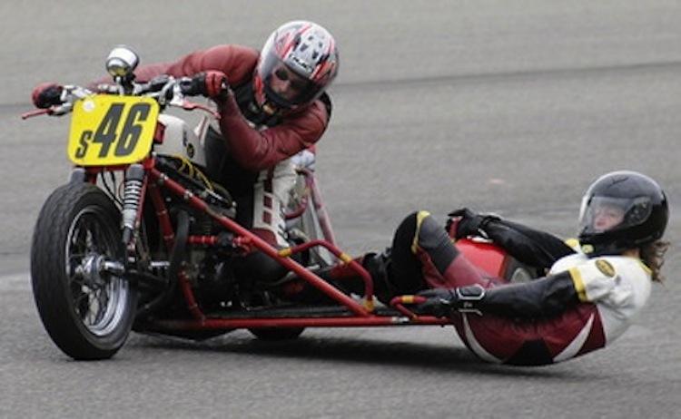 Sidecar Racing, Sidecar