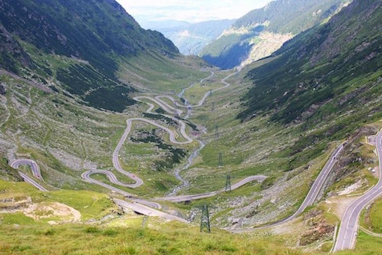 Transfagarasan, motorcycle road, best motorcycle road