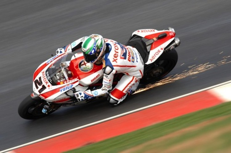 Troy Bayliss, Sparks, Turns