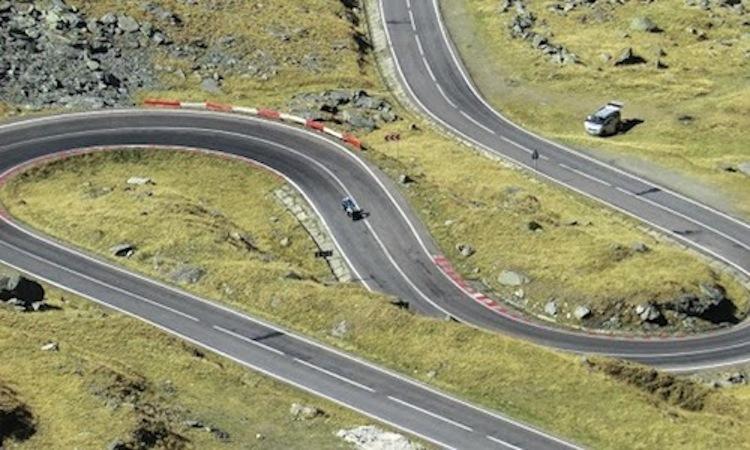 Best motorcycle roads, Best roads