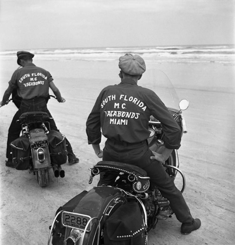 Vagabonds Vintage, Motorcycle Club Beach