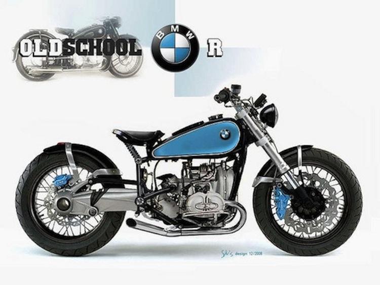 BMW, vintage BMW, Beemer, custom beemer, custom BMW, vintage BMW