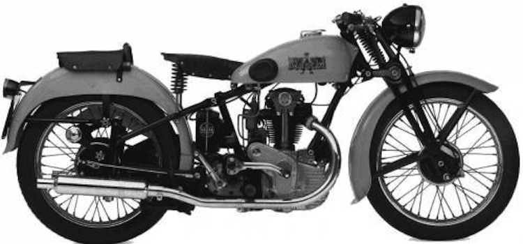 Bianchi, Bianchi moto, classic italian motorcycle, vintage bianchi motorcycle, 1937 ES 250