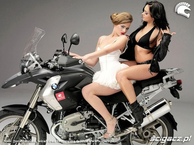 BMW, vintage BMW, Beemer, custom beemer, custom BMW, vintage BMW, girls on a motorcycle