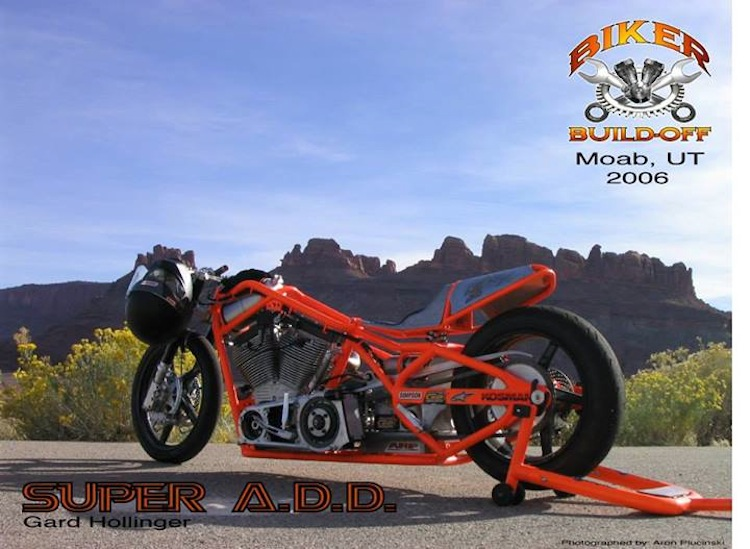 #LACC, LA County Choprods, Gard Hollinger, #4E2W, #oneofffabrication, #Discoverybikerbuildoff, #bikerlive, #dragbike