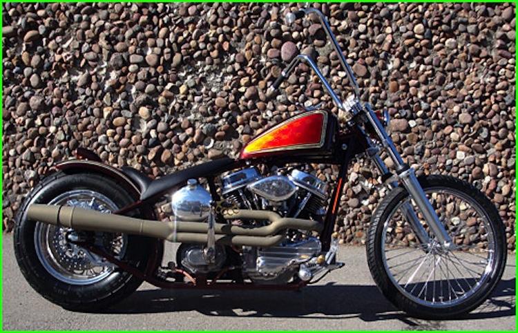 custom motorcycle, Kirk taylor, custom design studios