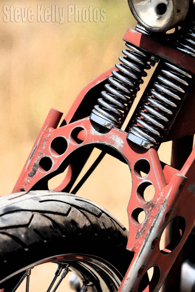 Custom Springer Frontend